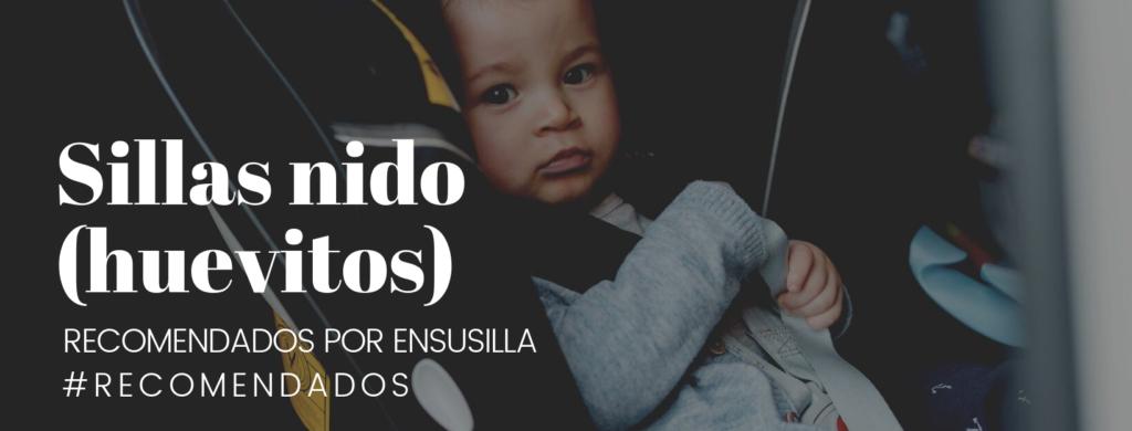 Sillas nido (huevito) recomendadas por @ensusilla